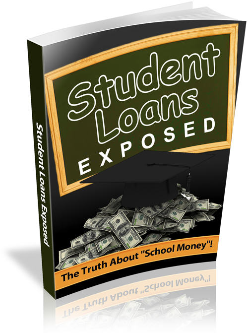Product picture Student Loans Exposed